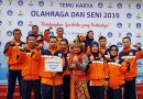PPPPTK Bispar Turut Serta Memeriahkan Temu Karya Olahraga dan Seni