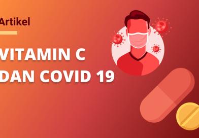 VITAMIN C dan COVID-19