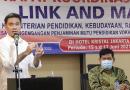 Penyelenggaraan Rapat Koordinasi Teknis Link and Match tahun 2021